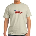 Patriotic Setter Light T-Shirt