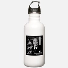 Powell Values Quote 2 Water Bottle