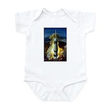 Apollo 11 Launch Infant Creeper