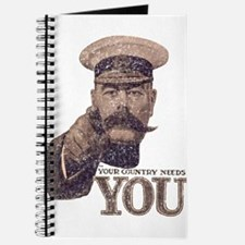 Your Country needs You 2 Journal
