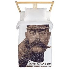 Your Country needs You 2 Twin Duvet