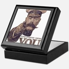 Your Country needs You 2 Keepsake Box