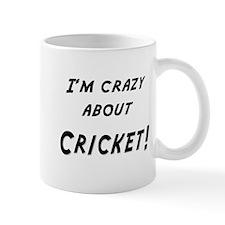 Im crazy about CRICKET Mug