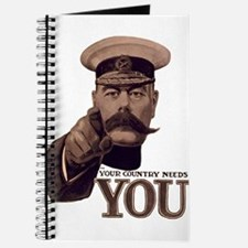 Your Country needs You 1 Journal