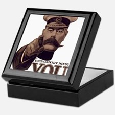 Your Country needs You 1 Keepsake Box