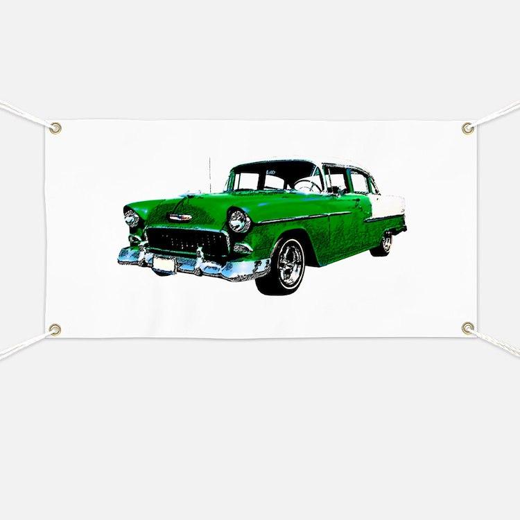 1955 Chevy Bel Air Banner