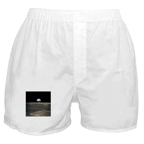 Earth Rising Boxer Shorts