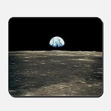 Earth Rising Mousepad