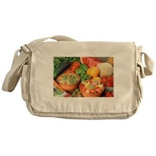 Produce #1 Messenger Bag