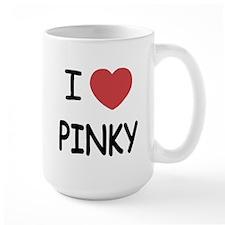 I heart PINKY Mug