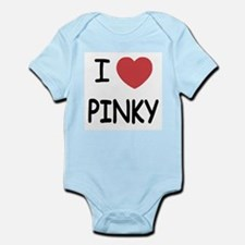 I heart PINKY Infant Bodysuit