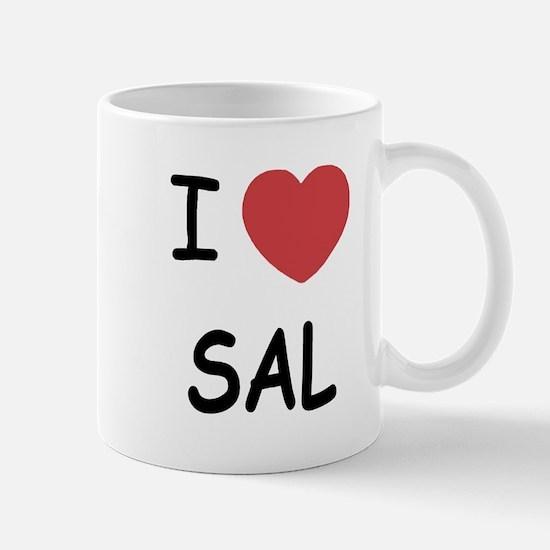 I heart SAL Mug