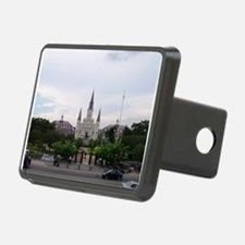 Jackson Square Hitch Cover