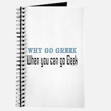 Go Geek Journal