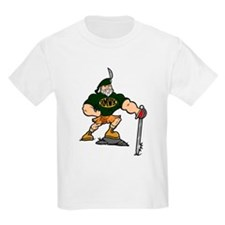 Real Men Wear Kilts Kids T-Shirt
