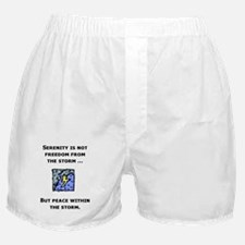 Serenity and the Storm Boxer Shorts