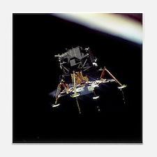 Lunar Module Tile Coaster