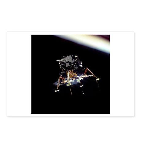 Lunar Module Postcards (Package of 8)