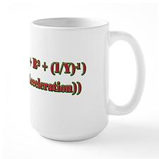 Merry Xmas Math Mug