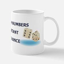 Creating Random Numbers Mug