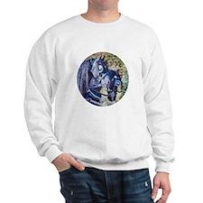 Friesian pair Sweatshirt