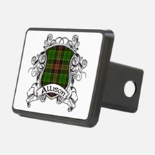 Allison Tartan Shield Hitch Cover