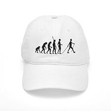 evolution nordic walking Baseball Cap