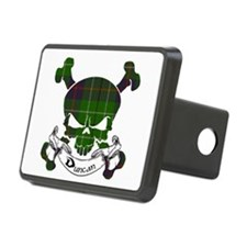 Duncan Tartan Skull Hitch Cover