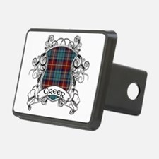 Greer Tartan Shield Hitch Cover