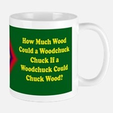 Woodchuck Mug