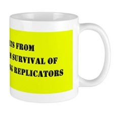 Technical Evolution Humor Mug