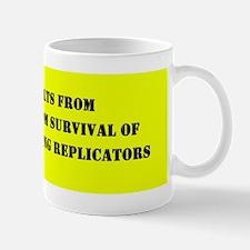 Technical Evolution Humor Mug