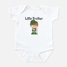 Little Brother Fishing Infant Bodysuit