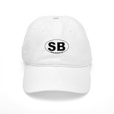 SB (Santa Barbara) Baseball Cap