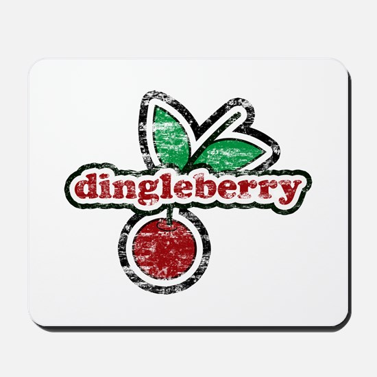 Dingleberry Mousepad