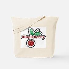 Dingleberry Tote Bag