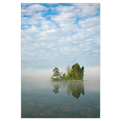 Lake Vattern, Sweden Canvas Art