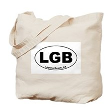 LGB (Laguna Beach) Tote Bag