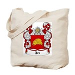 Jez Coat of Arms Tote Bag