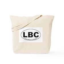 LBC (Long Beach, CA) Tote Bag