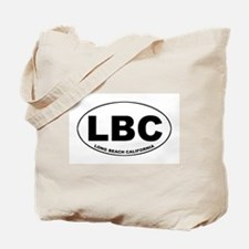 LBC (Long Beach, CA) Tote Bag