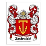 Jasienicki Coat of Arms Small Poster