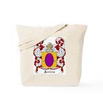 Janina Coat of Arms Tote Bag