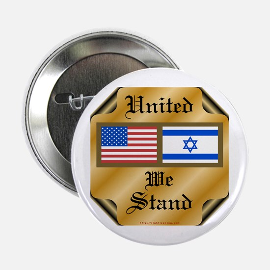 US & Israel United Button