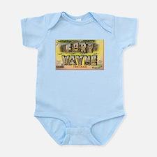 Fort Wayne Indiana Infant Body Suit