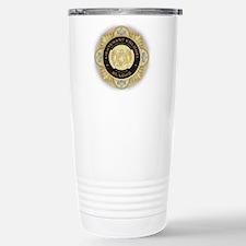 Lieutenant Colonel Stainless Steel Travel Mug