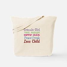 Granola Girl Tote Bag