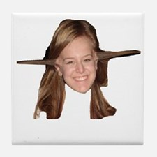 Weird Staci Tile Coaster