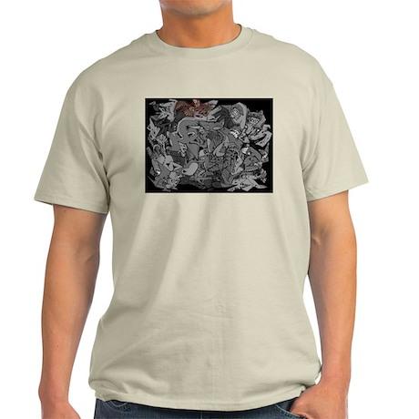 Tessellation Light T-Shirt
