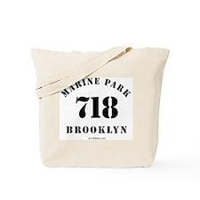 Marine Park Tote Bag